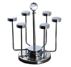 Mkono Stainless Steel Cup Mug Holder Glass Bottle Rack Holder Organizer Tree Drying Rack Stand >>> Remarkable product available now. : Storage and Organization Coffee Cup Holder, Mug Holder, Coffee Cups, Mug Display, Kitchen Rack, Glass Floor, Bottle Rack, Stainless Steel Cups, Mug Cup