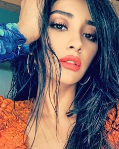 Shay Mitchell + Red Lip = Perfection | Pretty Little Liars Hair and Makeup