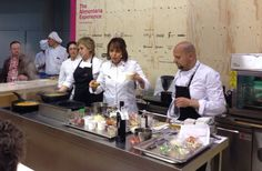 Showcooking Alimentaria-2015