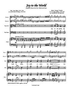 Joy+to+the+World+(by+Betsy+Bailey+--+SATB,+Violin,+Violin+Obbligato/Violin+as+Accompaniment)