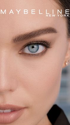 Get naturally defined brows with NEW Maybelline TattooStudio Brow Tint Pen