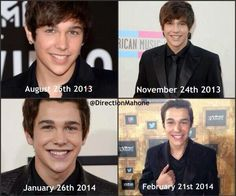 Wow time flies hes grown so much I'm crying! !!♡♥ mahone all the way