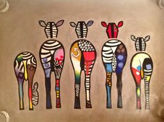 Online Shop Zebra Pop Art Oil paintings canvas Hand painted Andy Warhol Wall Art Pictures Animals Cuadros Home Decoracion For Living Room | Aliexpress Mobile