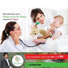 Worried about your child's Recurrent illness, Consult Dr. Vipun Homeopathy Specialist in Dilsukhnagar. (Healing the World Sweetly).  For More info  http://www.drvipun.com/ For appointment call: ☎ 9246373939, ☎ 9963136745  ✉ drvipunr@gmail.com