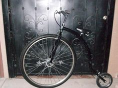 High Wheeler Bicycle at us.yakaz.com