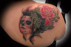 Sylvia Ji tattoo