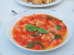 Toskanische Tomatensuppe I Kochen für Schlampen