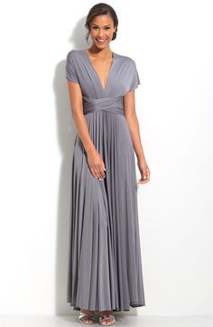 Convertible dress by twobirds.  and you can get it from Nordstrom!