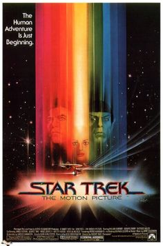 all sci fi movies   Sci-Fi Movie Poster of the Day: Star Trek - The Motion Picture - The ...
