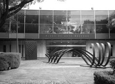 Museo de Arte Moderno. México D.F. 1964