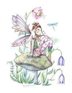 Shroom fairy