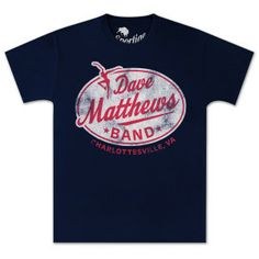 DMB Men's Sign Logo T-Shirt  DMCT441  US$ 35