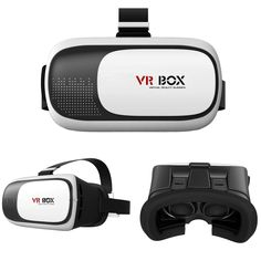 360LaptopParts VR Box 3D VR Virtual Reality Headset 3D Glasses Movies Games TV Glasses for 4.0 - 6.0 inch IOS Android SmartPhone (A11). Great supplement and extending device of the network set-top box and bring you wonderful experience of watching movies and playing games. Greatly enjoy a private visual feast comfortably and convenient to use, allowing you watch at anytime anywhere whether sitting, lying or standing as you like, no need any software; it is a great companion for traveling…