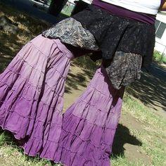 tribal belly dancing skirts | Mini Skirt Belly Dance BURLESQUE STEAMPUNK bellydance tribal fusion