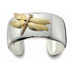 Tiffany Outlet Dragonfly Cuff Bangle