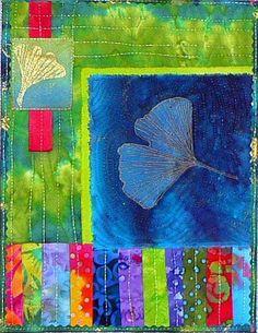 Leaf Study 2 by Ellen Apte