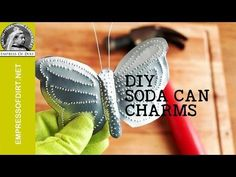 DIY Soda Can Garden Charms | eBay