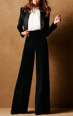 Caroline Hayden Look 7 on Moda Operandi