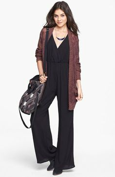 Fire Halter Jumpsuit (Juniors)   just bought this!