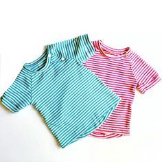 patrones gua de costura completas para coser camisetas en tejido de punto de distintos grosores para usarse todo el ao