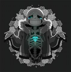 """goddammitdion:   """"Welp."""" - All Sans, All The Time"""