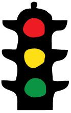 Red Light, Green Light Scribble Activity to improve impulse control, ability to self-regulate, listening skills, eye contact and focus.