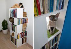 Muebles modernos. UrbanCatDesign Modern Cat Furniture from The Netherlands