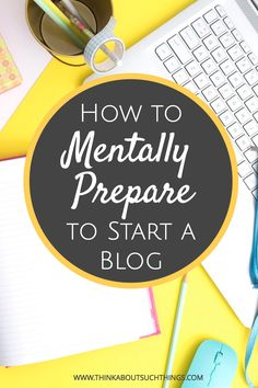 Ready to get serious about blogging? Learn what it takes to mentally prepare yourself to be a successful blogger and monetize your blog.