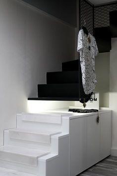 D.O.M. MENSWEAR | AM architecture studio, Stavros Mistakidis