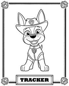 ausmalbilder paw patrol zum ausdrucken - malvorlagen für kinder | bastelarbeiten | ausmalen
