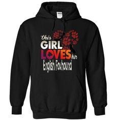 ENGLISH FOXHOUND - #shirt #harvard sweatshirt. ACT QUICKLY => https://www.sunfrog.com/Pets/ENGLISH-FOXHOUND-6327-Black-12460264-Hoodie.html?68278