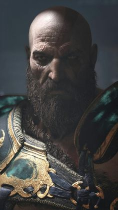 Kratos, God of War wallpaper Playstation, Xbox, King's Quest, God Of War Series, Kratos God Of War, Geeks, Gears Of War, Jessica Nigri, Comic Games