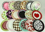 Lots of cute paper plates for export! Taobao