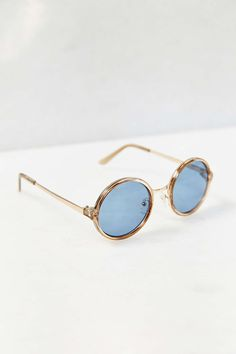 3328581fb674 Both Worlds Round Sunglasses - Urban Outfitters Cheap Ray Ban Sunglasses,  Sunglasses Sale, Mirrored