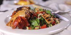 Fattoush - Marinda Kook Salads, Meals, Chicken, Continue Reading, Recipes, Food, Meal, Recipies, Essen