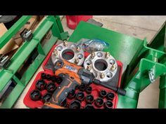 """1025R 1.5"""" Bro-Tek Wheel Spacer Install - YouTube Tractor Accessories, 5th Wheels, Bro, Tractors, Toys, Youtube, Activity Toys, Clearance Toys, Gaming"""