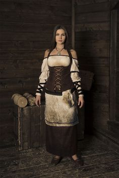 Absolutely beautiful Skyrim cosplay.