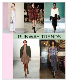 """""""#runwaytrends"""" by babypoppy ❤ liked on Polyvore featuring Marissa Webb, Hellessy, Thakoon and RED Valentino"""