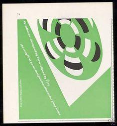 1960s Vera scarf ad