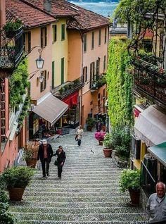 Belliago, Lake Como, Italy