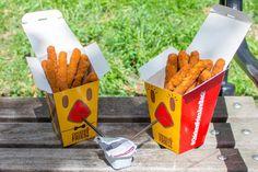 Burger King Chicken Fries - Burger King/Facebook