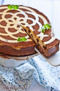 Ivka w kuchni: cheesecake