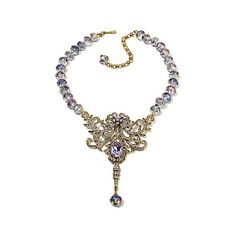 "Heidi Daus ""Pretty is as Pretty Does"" Drop Necklace"