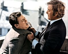Get Carter (1971) - Michael Caine & Bryan Mosley