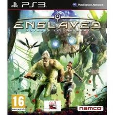 Enslaved Odyssey To The West Game PS3 | http://gamesactions.com shares #new #latest #videogames #games for #pc #psp #ps3 #wii #xbox #nintendo #3ds