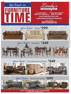 Lindyu0027s Furniture Hickory 828 327 8986 Connelly Springs 828 879 3000  #laborday, #sales, #lindysfurniture, #lindys, #furniture, #u2026 | Pinteresu2026