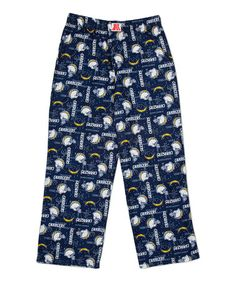 San Diego Chargers Pajama Pants - Kids by NFL on #zulily