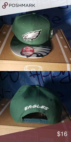 9402e30fe5dc0 Philadelphia Eagles New Era snapback hat Brand new Philadelphia Eagles New  Era NFL snapback hat NFL Accessories Hats