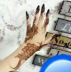 Mehandi and Nails
