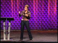 Joyce Meyers Living with Passionate Purpose